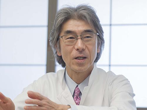 Prof. Kenzo Soejima